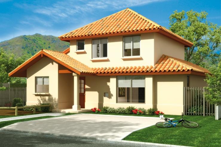 Projekte 2 ben2 for Fotos de casas modernas con tejas